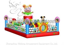 cheap bouncy castle, Inflatable jumping trampoline