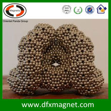 High Quality Small Shape 5mm Sphere Neodymium Magnet