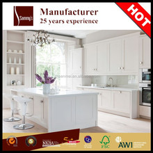 Solid color lacquer kitchen cupboard for kitchen wall hanging cabinet with good quality 25 years experience