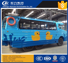 dongfeng EQ2102 6x6 full drive the amphibious truck Military CLW underwater and upland communication 6x6 truck on sales