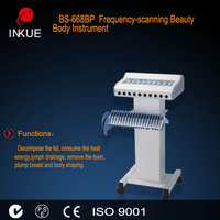 BS-668BP x body ems slimming machine muscle stimulator/23 years factory