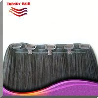 30 Inch Human Hair Extensions Clip In