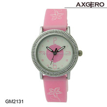2015 new design rubber band watch colorful cute girls silicone watch