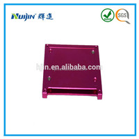 2015 China Supplier Hard Disk Case/ extruded aluminum ssd enclosure
