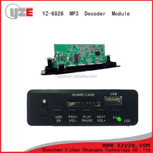 usb sd mp3 digital sound speaker player 2015