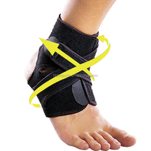 Ankle Brace Provides Optimal Ankle Support For Sports & Fitness Athletes - Provides Support & Prevents Injury HA01631