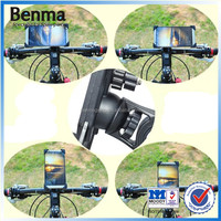 Made in china 22-35mm tube universal shockproof motorcycle/bicycle/dirt bike/electric bike phone holder