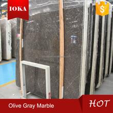 Olive Grey Imported Turkey Marble