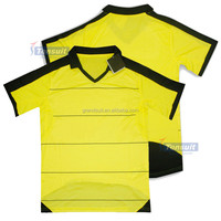 Top thailand quality wholesale made in Guangzhou manufacturer football club jersey