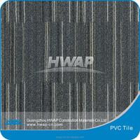 various carpet pattern hotel popular use PVC floor time