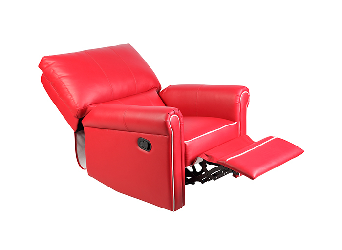 Modern Design Low Price China Supplier Sectional Sofa Red Black - Buy ...