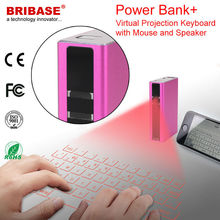 Buy Cheap Wireless Virtual Laser Keyboard with Mouse Powerbank and Speaker