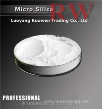 Strong activity and good fluidity grade Microsilica