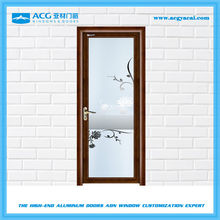 interior frosted glass bathroom door, laminated modern bathroom door, decorative bathroom doors