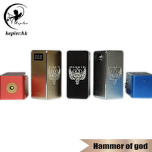 Free Sample Mod Best Selling Malaysia product 2015 hammer Of God box Mod sx mini m class original with Paypal accept