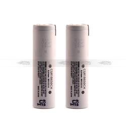 3.7v 18650 li ion cell original CGR 18650CH 18650 2250mah battery for power tool