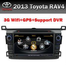 NEW !!! 8 inch Toyota RAV4 2013 Car Audio with WIFI 3G