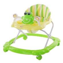 new model baby walker plastic with music baby push chair