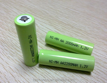 NI-MH 1.2V AA 2000MAh Rechargeable Battery