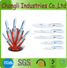 Pattern blade non-stick coating knife set