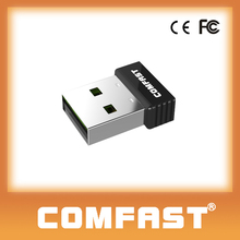 COMFAST (CF-WU712P) RTL8188EUS WPS Button Factory Price Wireless Network Adapter 150Mbps Usb Wireless Adapter