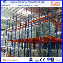popular galvanized drive through rack for lubricants