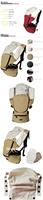 motherline талии ремешок младенца стул, ремень безопасности, мягкие, дышащие и комфортабельный, Бесплатная доставка