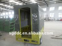 Electric Tricycle for Both Passenger and Cargo ( Dual Use)