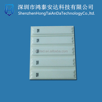 Hongtaianda factory Wholesale security alarm 58KHz EAS dr label, security adhesive sticker,DR soft label