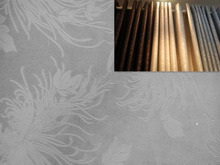 100% Polyester hometextile curtain suede fabric