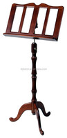 high quality antique wooden music stands