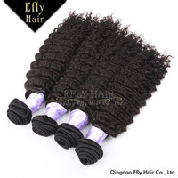 Hot sale unprocessed 100% brazilian virgin fake hair