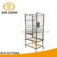 Trolley for car body parts