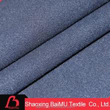 Waterproof breathable bonded polar fleece fabric