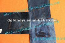 2012 topic cotton denim fabric fashion jean