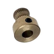 Trade Assurance Gold Supplier 5pcs/lot Heacent Open RepRap Prusa Mendel DIY 3D Printer Extruder Driving Gear - Yellow