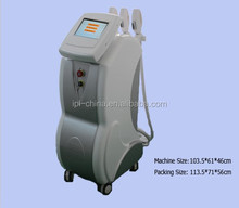 3 handles elight ipl leg hair remove machine