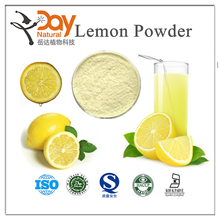 Professional Manufacturer Lemon Juice Powder Light Yellow Powder