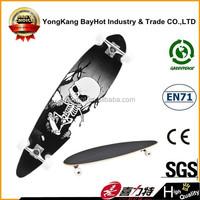 40*10 inch Longboard skateboard cheap for sales