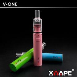 Xvape e cigarette eGo wax skillet vaporizer ceramic donut pack V-ONE with 1500mah hugh capacity battery