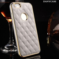 wholesale leather mobile case for iphone cover for i phone 6 case