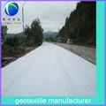 de polipropileno de la membrana de impermeabilización spubond pp geotextil no tejido