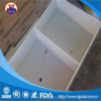 OEM white welding PVC water tank