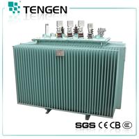 Hot sales good price high quality S9-M-30~3150 series 380V control power 100kva transformer