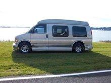 2001 Chevrolet Express Van Conversion-$2989