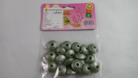 fashion wood loose beads wooden colored balls assorted wooden balls wooden beads