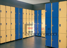 HPL removable cheap lockers for supermarket luggage parcle lockers for store