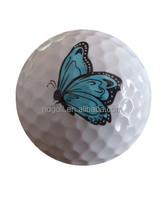 OEM 2 Pieces Bug Golf Ball Animals Golf Ball Brand Bolf Ball