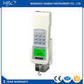 Hg 5N display digital push pull força gauges dinamômetro instrumento de teste