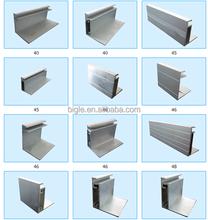 Aluminum Frame For PV Solar Module